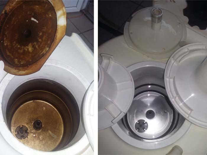 Чистка и санитарная обработка кулера для воды необходима!